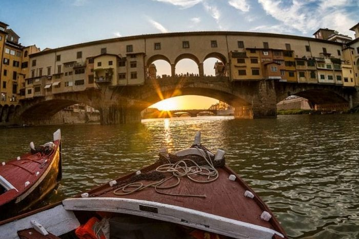 Florentine Gondola tour