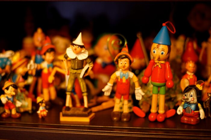 Pinocchio Wood Workshop